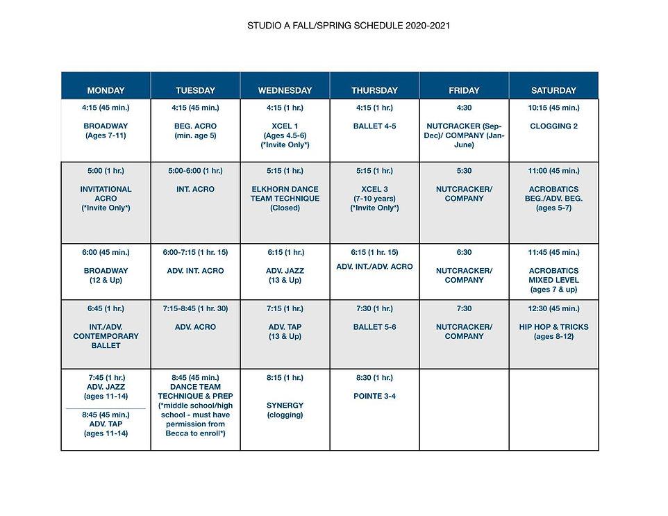Studio A Fall Schedule 2020-21.jpg