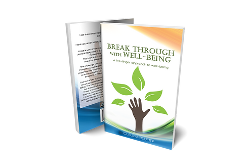 Break Through with Well-being - Ebook