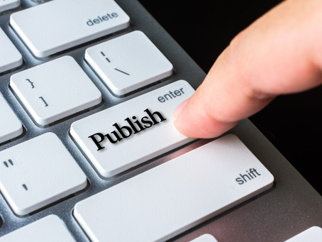 Why publish? – Challenges with publishing!