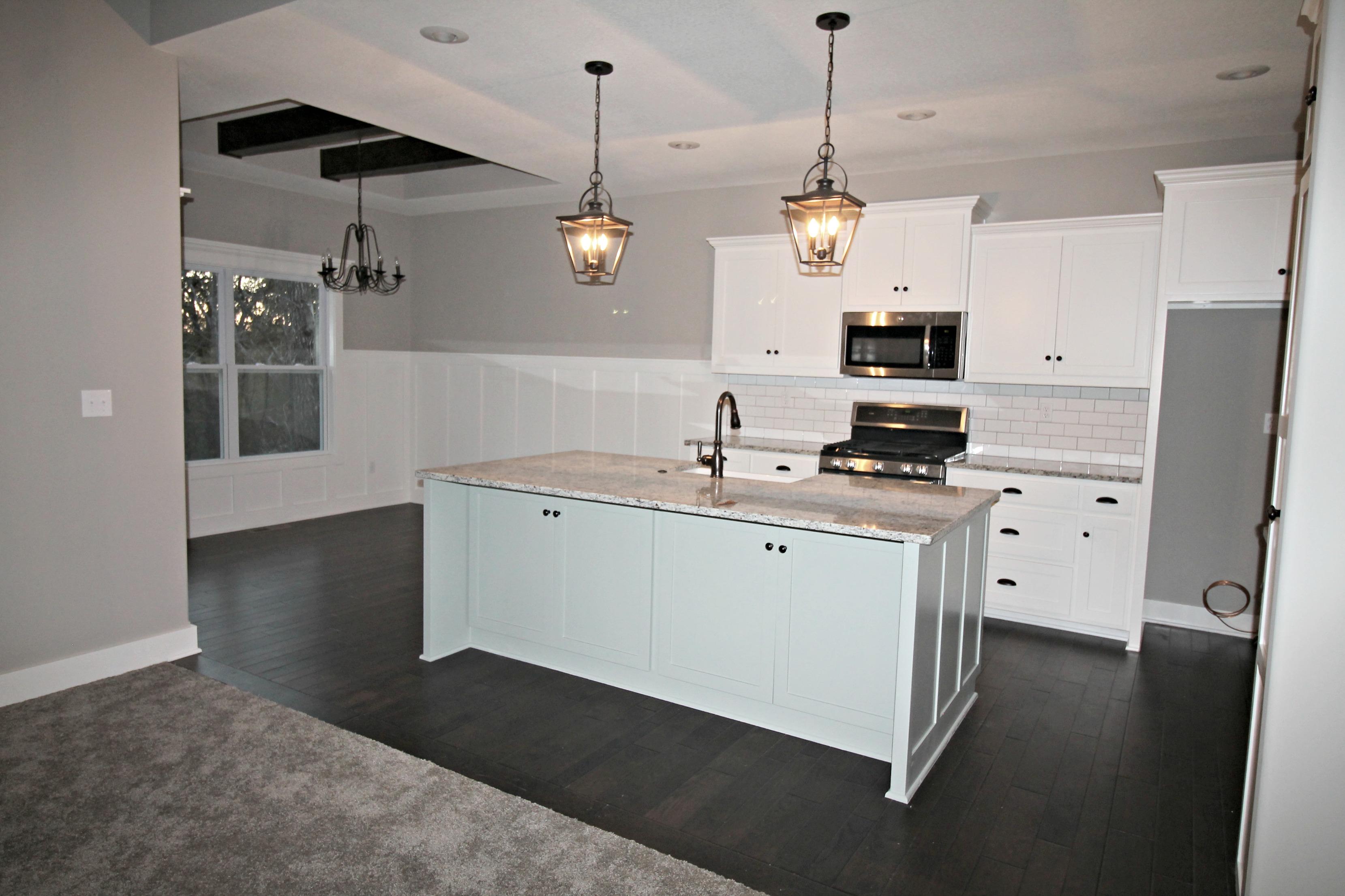 Lot 36 Kitchen