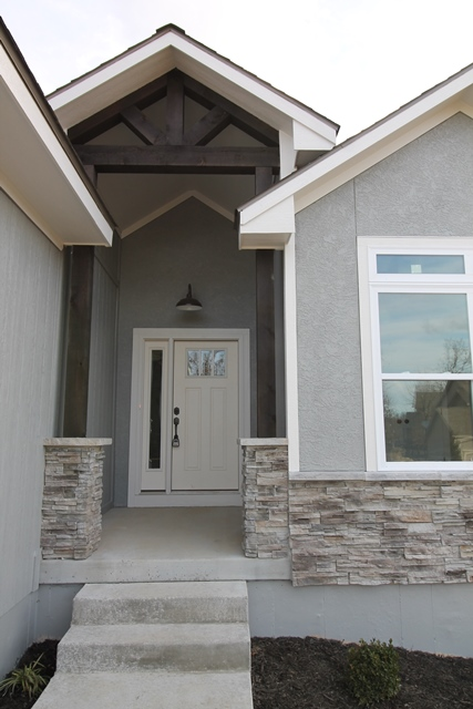 Lot 255 Front Entry