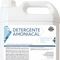 Detergente Amoniacal