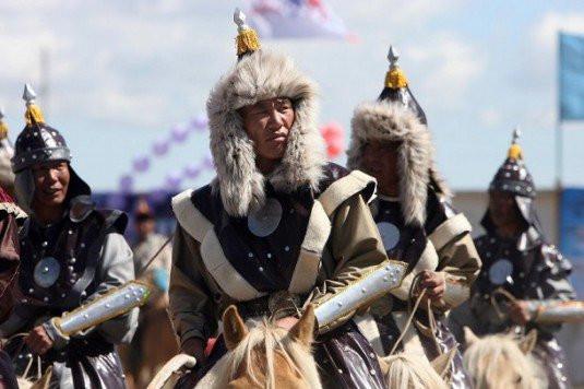 Warriors of Mongolia