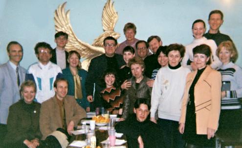 Чи після такого не виростуть крила? Севастополь. 2001