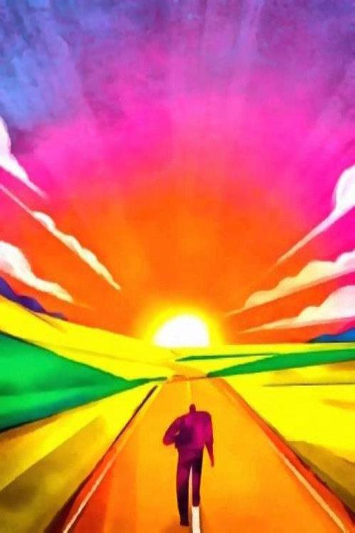 Медитация  ЭНЕРГЕТИЧЕСКАЯ КАРТИНА ЖИЗНИ