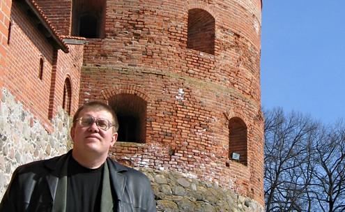 Вільнюс. Дуже люблю це місто. 2005 рік.
