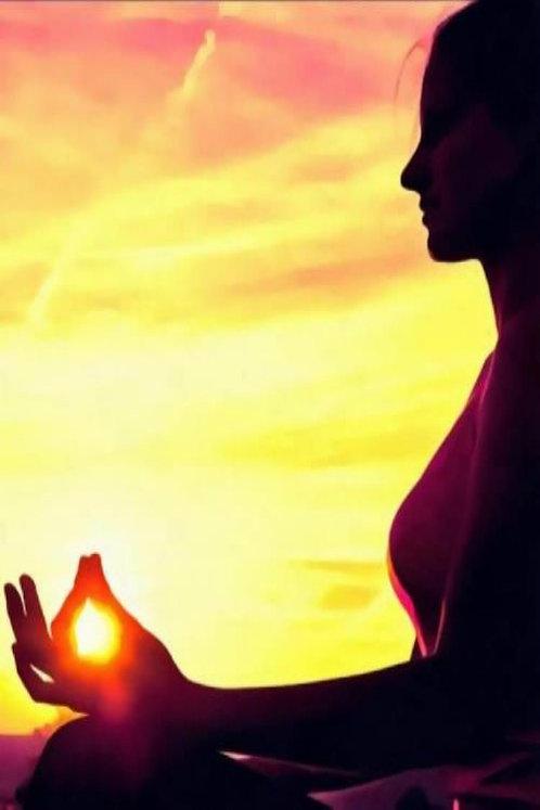 Медитация  РЕЛАКСАЦИЯ ПО МЕТОДУ ХОЗЕ СИЛЬВЫ