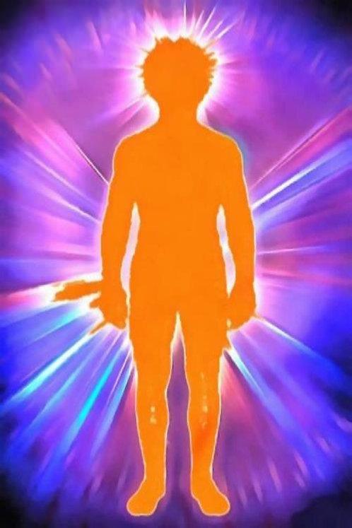 Медитация  ОЧИЩЕНИЕ ОРАНЖЕВЫМ ЦВЕТОМ