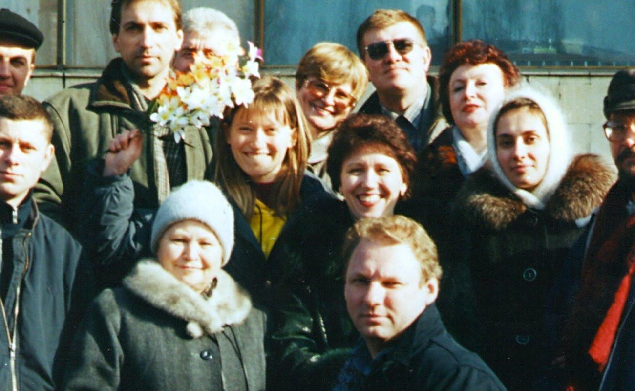 Дніпро. 2000 рік.