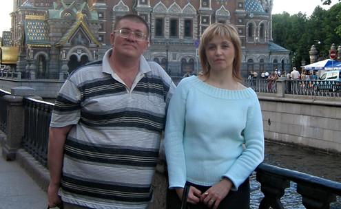 З першою викладачкою Методу Сільви в Росії - Аллою Алєксєвою.