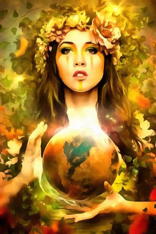 Медитація ЕНЕРГІЯ ЗЕМЛІ ДЛЯ СПОВНЕННЯ ЦІЛЕЙ