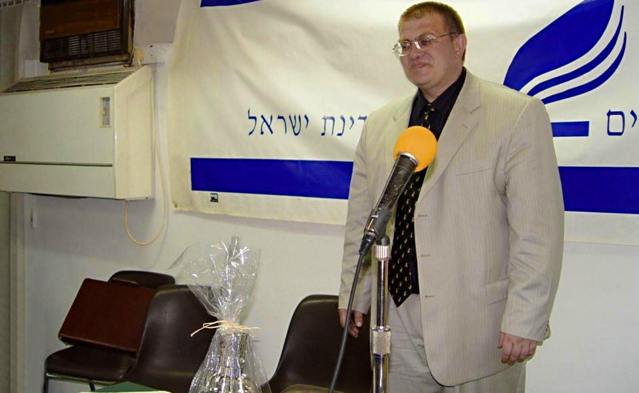 Завершення тренінгу. Ізраїль. Тель-Авів. 2005 рік.