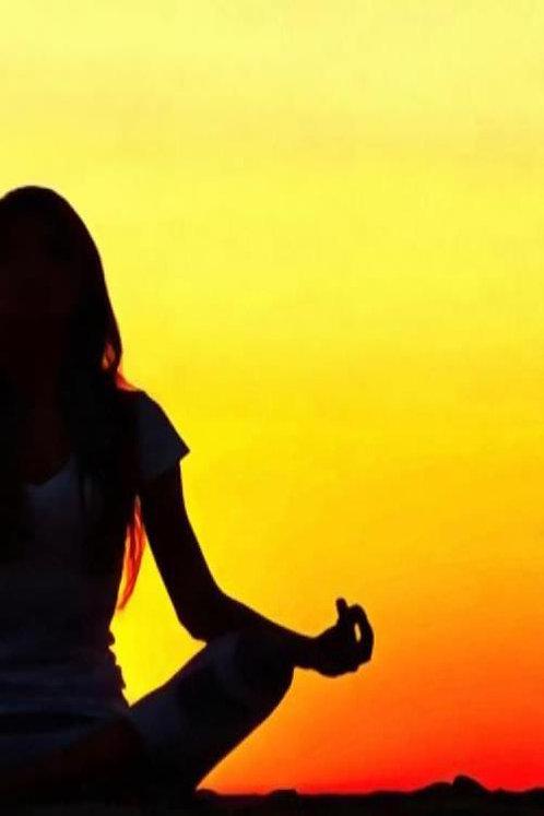 Медитация ВНУТРЕННЯЯ  ТИШИНА