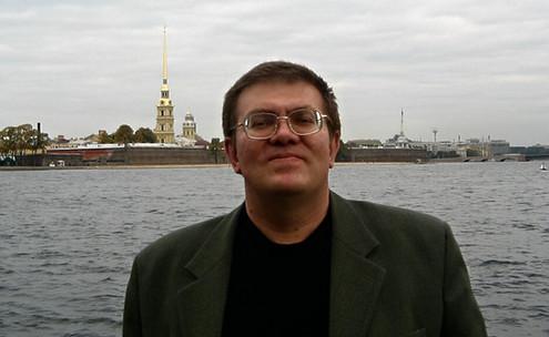 Санкт-Петеребург. Червень 2004 рік.