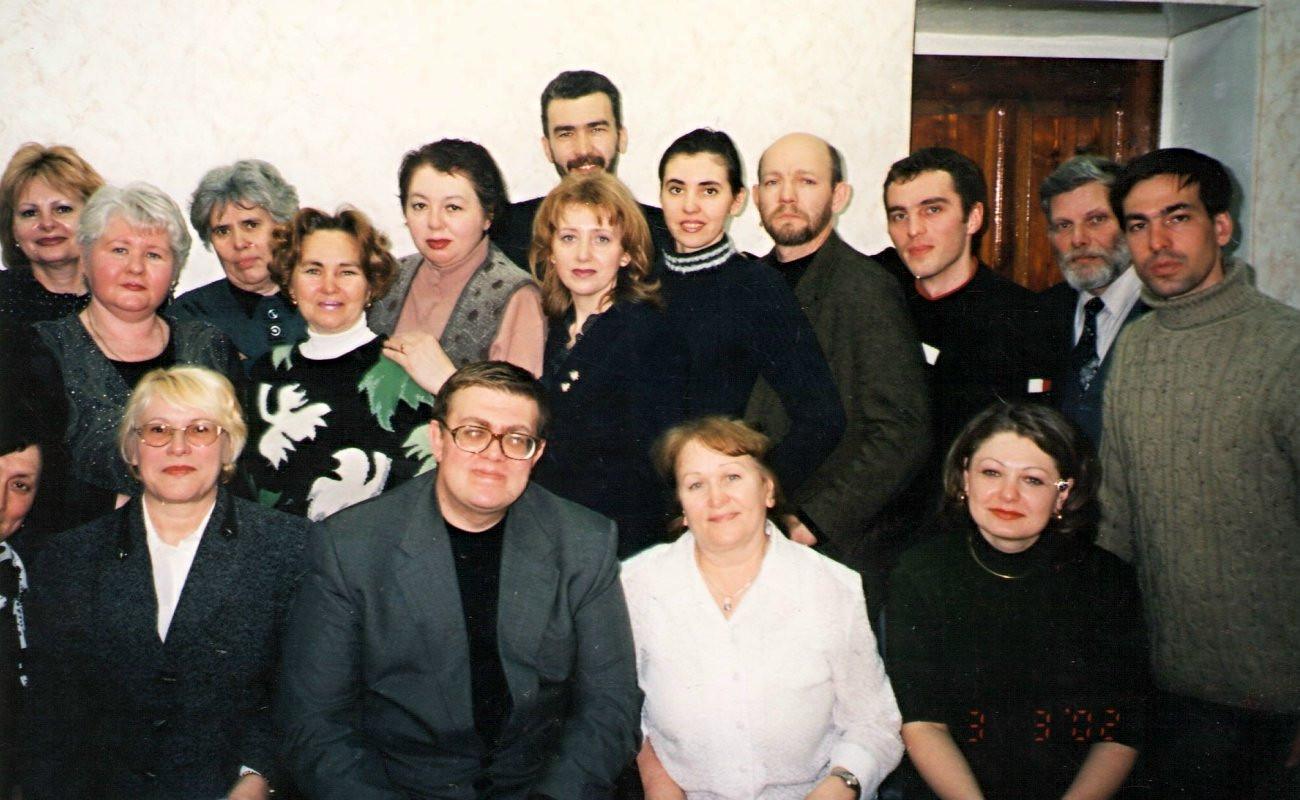 Одеса. 2002 рік.