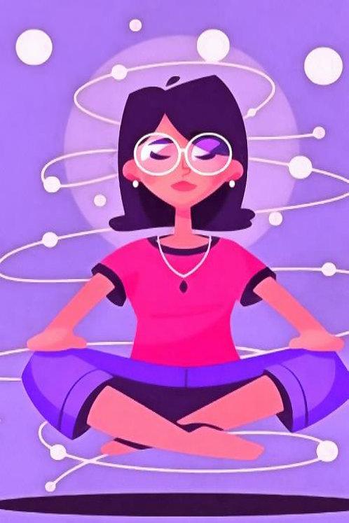 Медитація ДИХАННЯ СВІТЛОМ