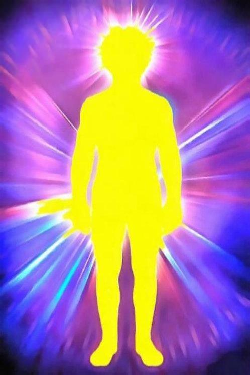 Медитация  ОЧИЩЕНИЕ ЖЕЛТЫМ ЦВЕТОМ