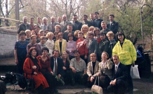Кацівелі. Крим. Осінь 1999 рік.