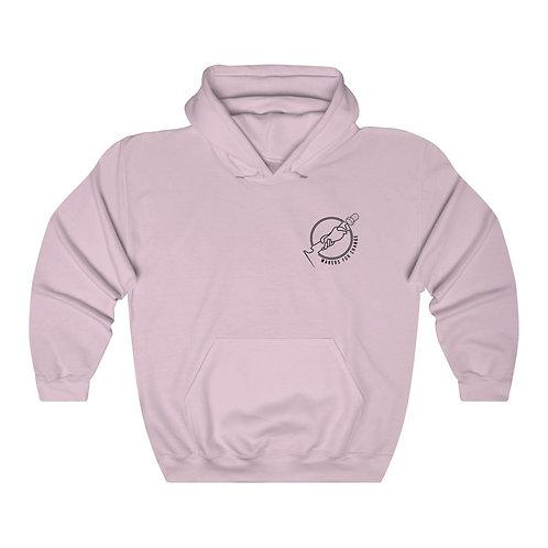 Pink Makers For Change Hooded Sweatshirt