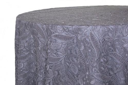 Specialty Ornamental Lace Silver