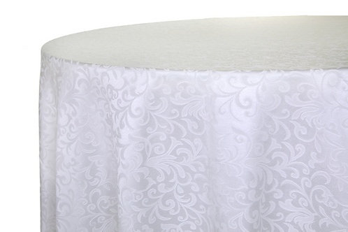 Specialty Somerset Damask White