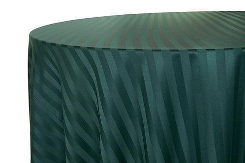 Imperial Stripe Forest Green
