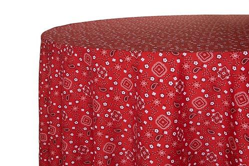 Specialty Bandana Red