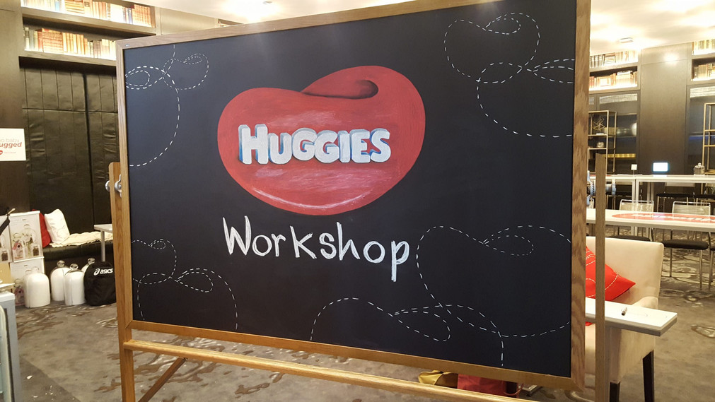 Workshop Chalkboard