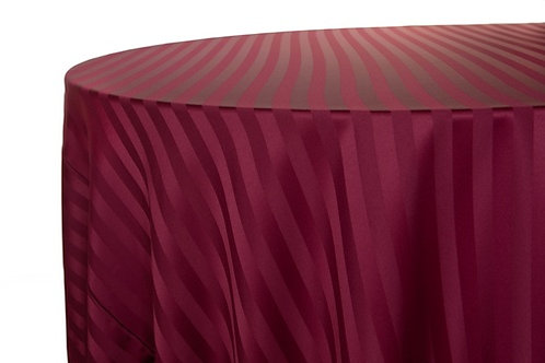 Imperial Stripe Burgundy