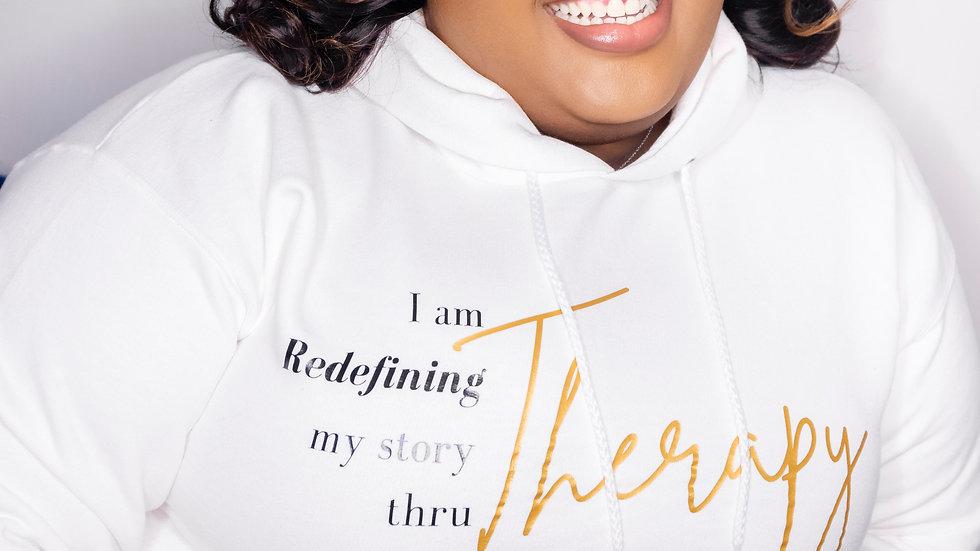 Redefining...my story thru Therapy