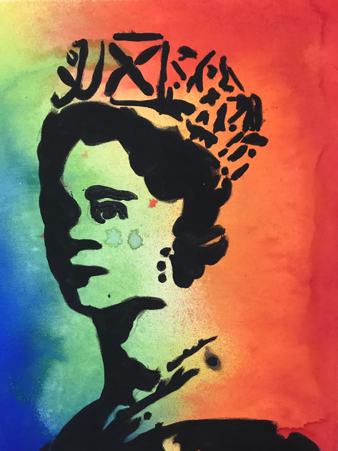 The Queen by Orla Y6