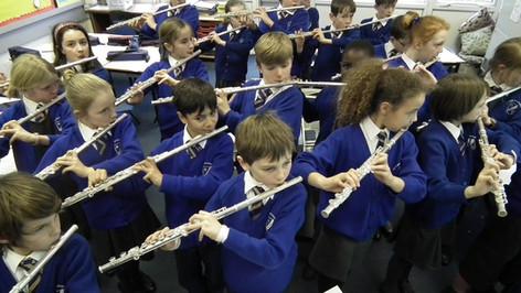 Y5 Flutes