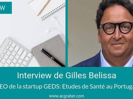 Interview de Anne-Cécile Graber : Les raisons du succès de la start-up GEDS