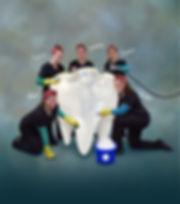 BFD's Denta Hygiene Team