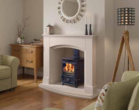 Fireline FX5 & FP5 multi-fuel stoves