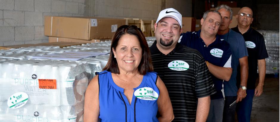 Solidaridad Sin Fronteras prepara donación a Puerto Rico.