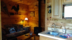 Cabin rental in Valle Crucis