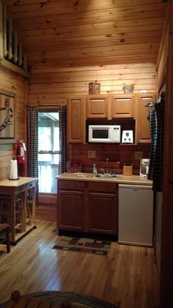 Cabin rental near Boone.