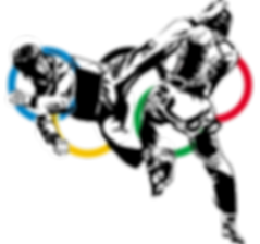 Littleton CO Martial Arts, The ROCK Martial Arts & Fitness, Get A Head Sparring, Olympic Taekwondo, clip art
