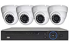 Security Cameras junction box