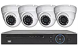 who installs security cameras in a home