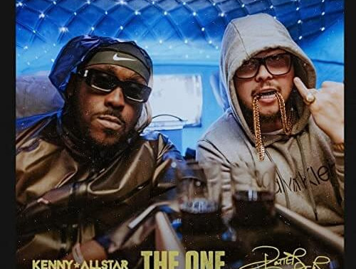 """voice of the streets - kenny allstar builds hype for upcoming album with potter payper on """"the one"""
