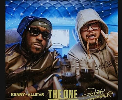 "voice of the streets - kenny allstar builds hype for upcoming album with potter payper on ""the one"