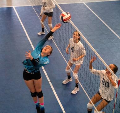 Volleyball Stretch