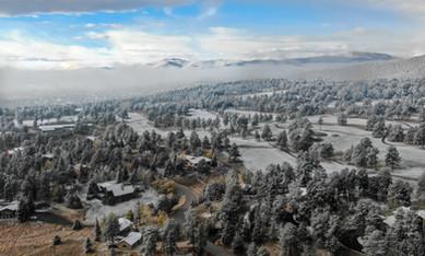 Hiwan First Snow