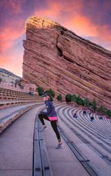 Training at Red Rocks