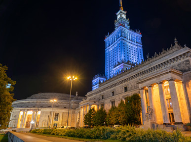 Warsaw, Poland 2019