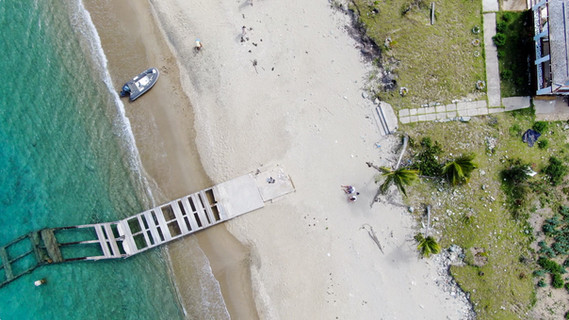 Broken Beach