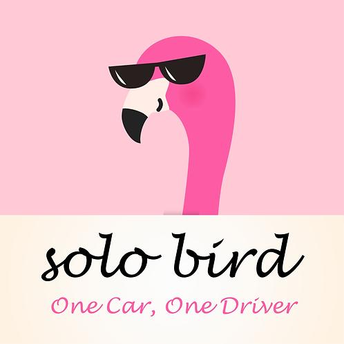 Solo Driver - Car Registration