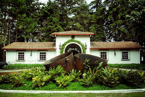 Entrada Cajamarca El Salvador